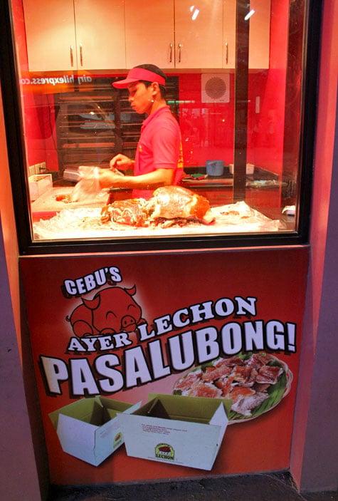 Ayer Lechon Cebu