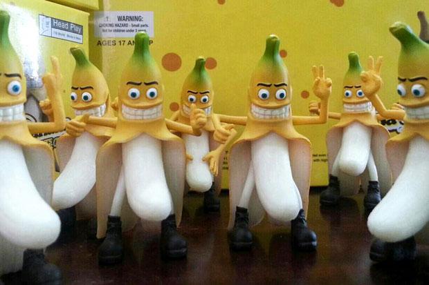 Bad Banana from Secret Fresh