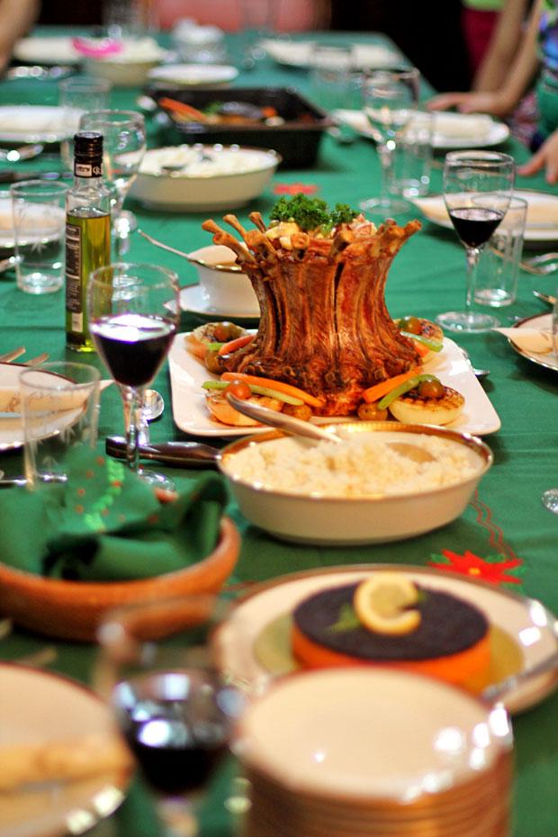 Joie de Vivre!  Christmas Eve Lunch by Bizu