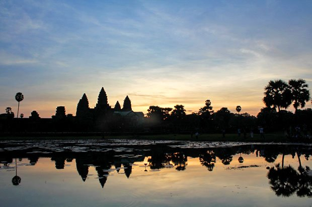 Angkor Wat and Our Search for Siem Reap's Happy Pizza