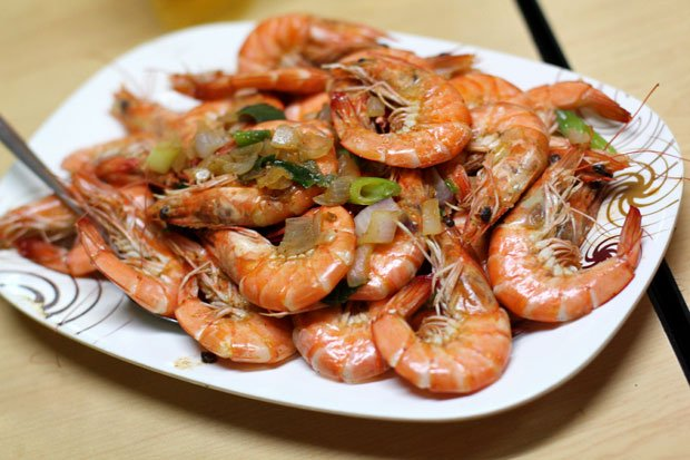 Seafood Friday at Dampa sa Farmer's Market
