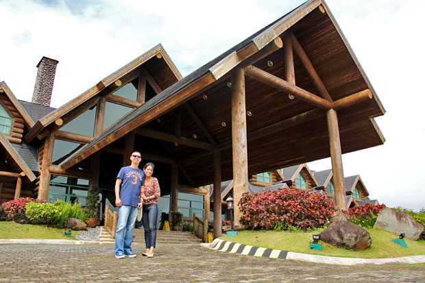 Weekend at the Spa, Tagaytay Highlands