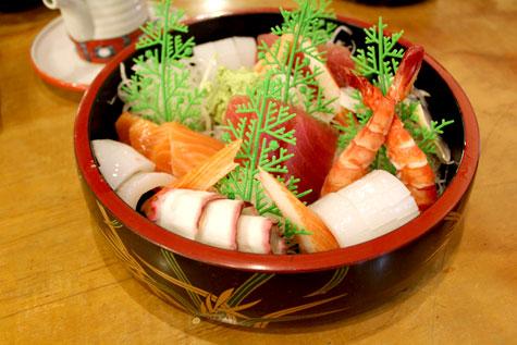 Honjin Japanese restaurant, Ortigas Center, Pasig   Sushi Bytes