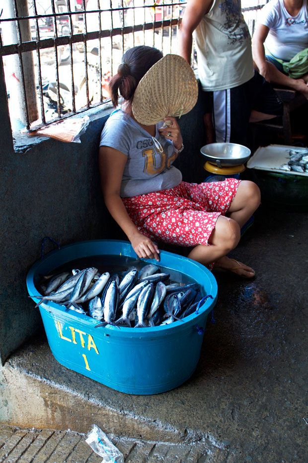Nasugbu Public Market, Batangas