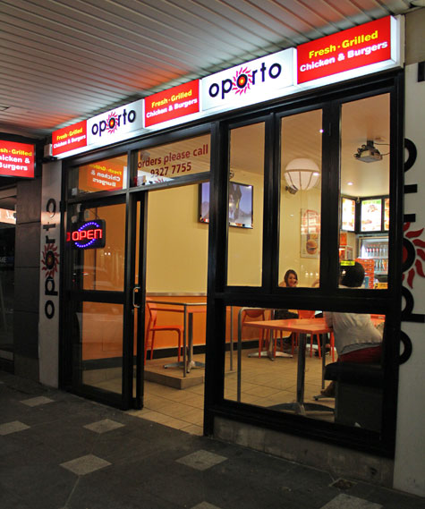 Oporto, Sydney, Australia