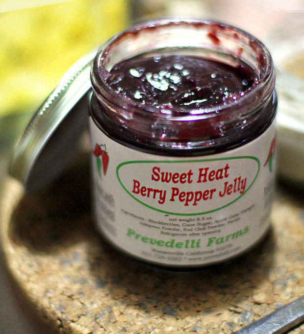 Berry Pepper Jelly from Prevedelli Farms