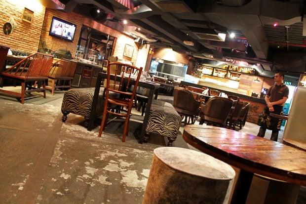 Relik Tapas Bar and Lounge