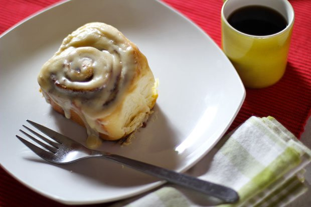 (Almost) Like Cinnabon