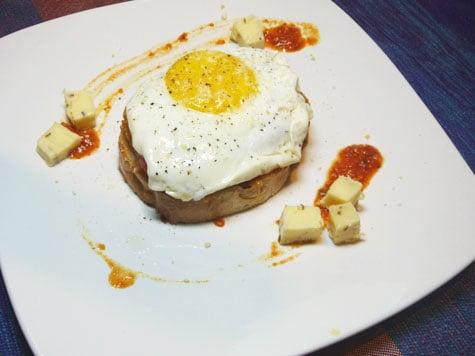 Italian Egg Sandwich