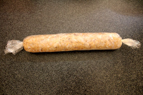 Homemade Italian Fennel Sausage (Skinless)‏