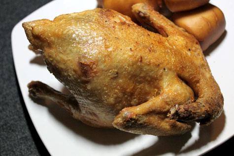 Fried Chicken ala Max's
