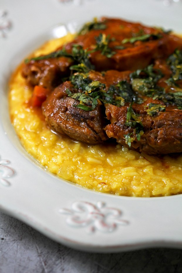 Osso Buco Milanese‏