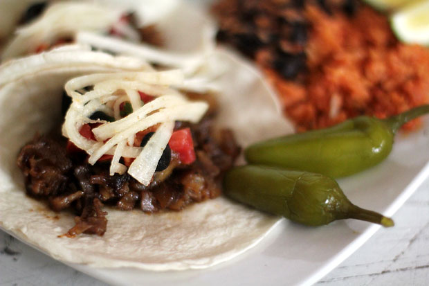 Oxtail Tacos‏‏‏