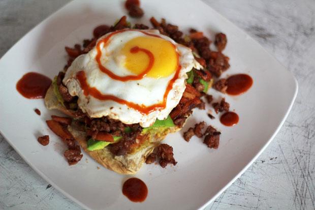 Reneelicious Sunrise Power Breakfast