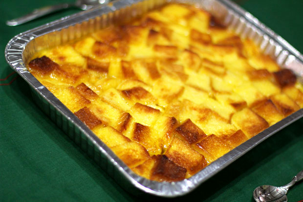 Ridiculicious Bread Pudding by Ms. Sylvia Lacson
