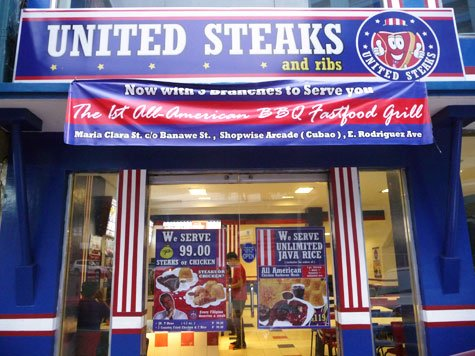 United Steaks and Ribs