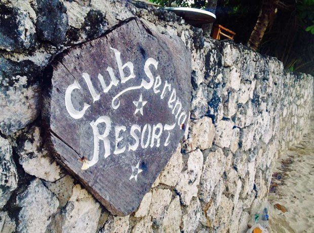 Club Serena Resort, White Beach, Moalboal