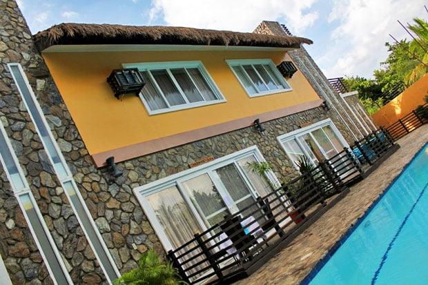 Club Serena Resort, White Beach, Moalboal