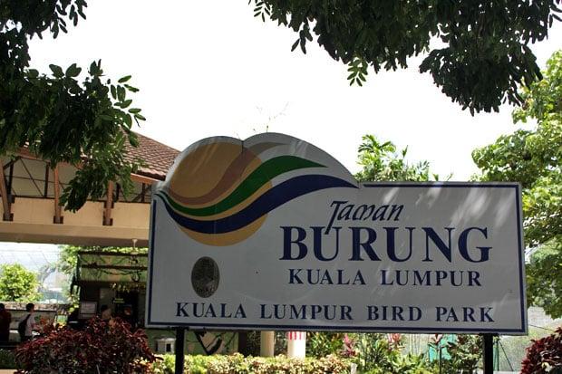KL Bird Park, Kuala Lumpur, Malaysia