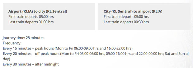 KLIA-LCCT-KL Sentral:  A Getting to and from Guide for Travelers in Kuala Lumpur, Malaysia