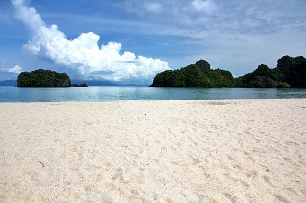 Life's a Beach in Langkawi, Malaysia