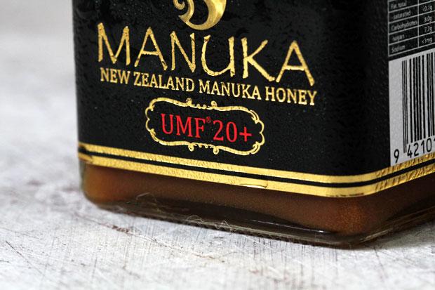 Manuka Honey and Kapiti Kikorangi from New Zealand
