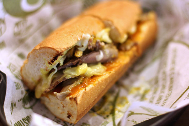 Quiznos: Like Subway, but Way Better