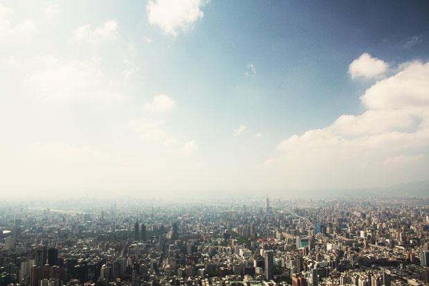 Taipei 101, Taiwan, RO