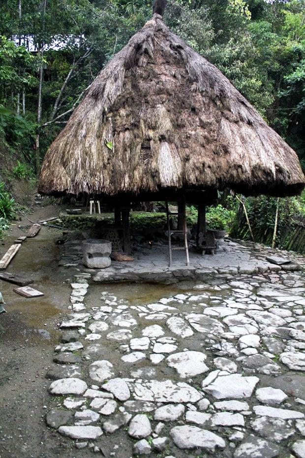Sleep Amp Dress Like An Ifugao At Ramon S Native Homestay In
