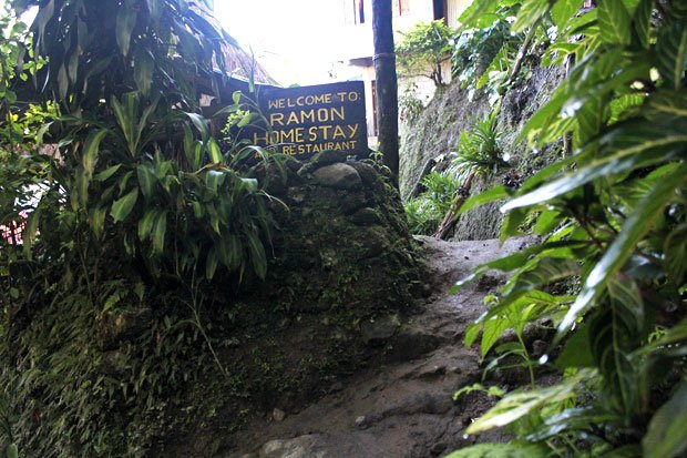 Where to Stay in Batad: Ramon's Homestay