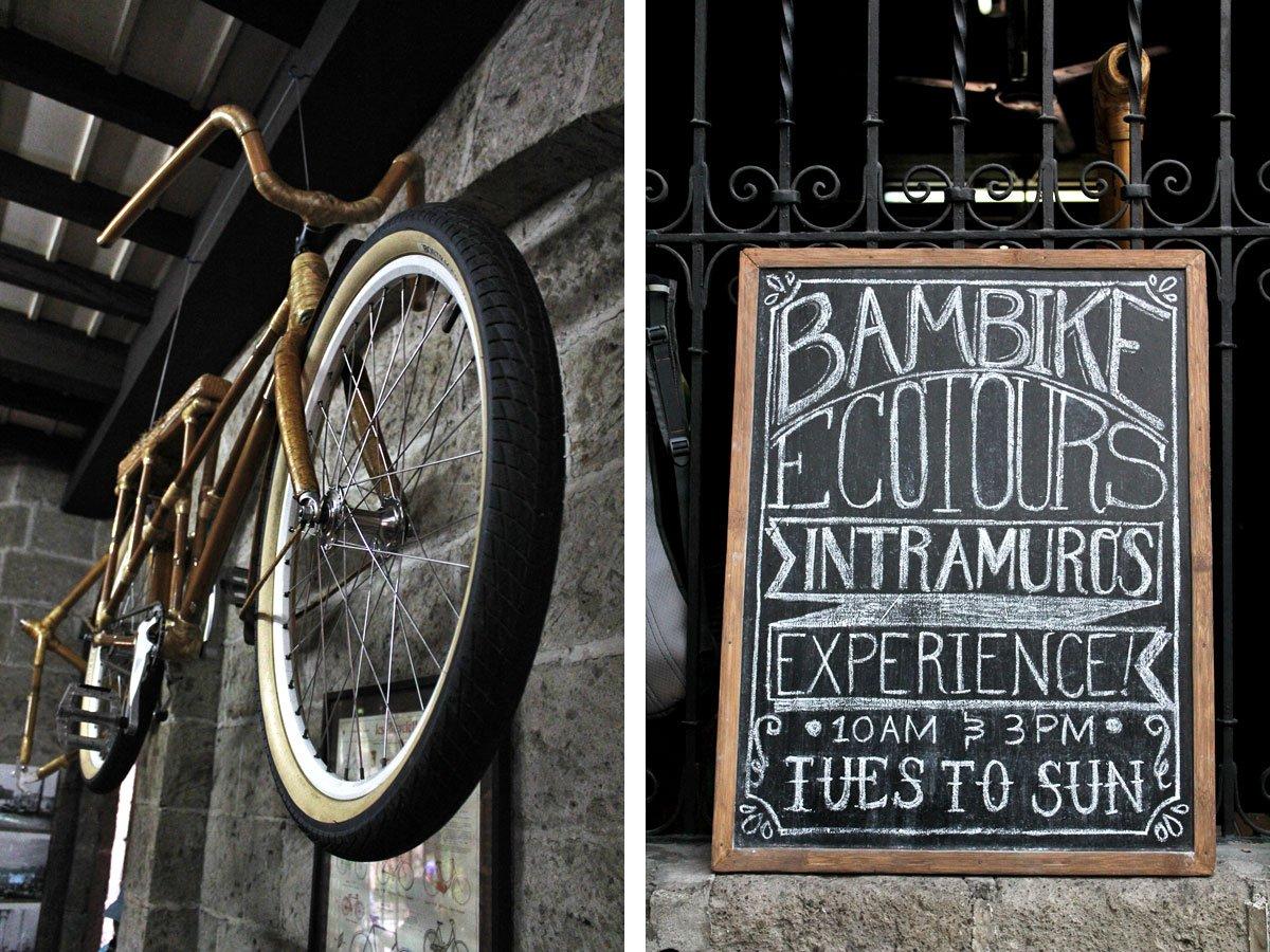 Bambike Ecotours, Intramuros, Manila