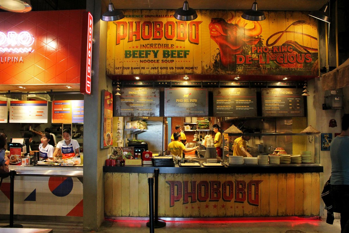 Hole in the Wall, Century City Mall, Makati, Philippines