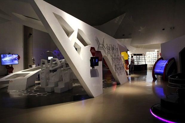The Mind Museum, Bonifacio Global City, Taguig, Philippines