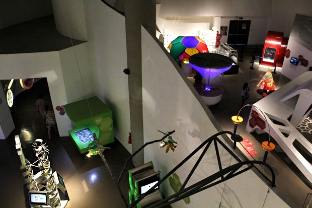 The Mind Museum, Bonifacio Global City, Taguig, Philippines