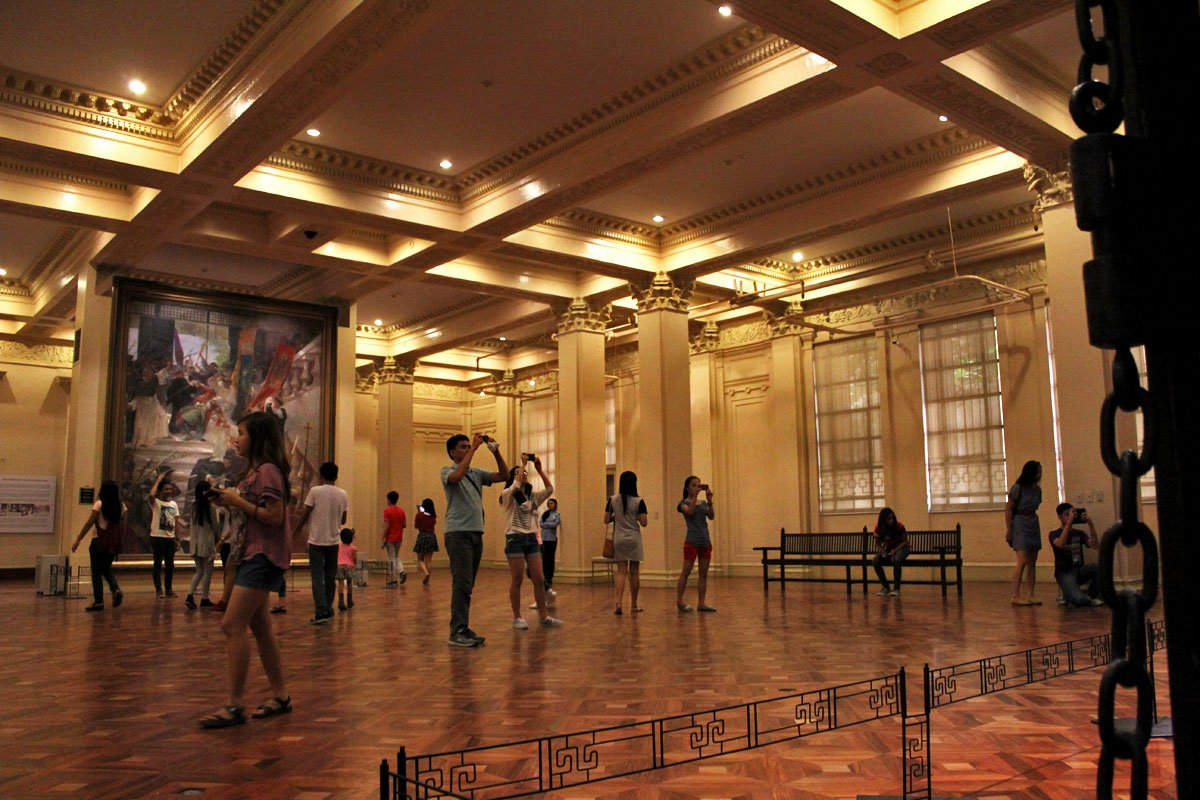The National Museum of the Philippines, Rizal Park, Manila