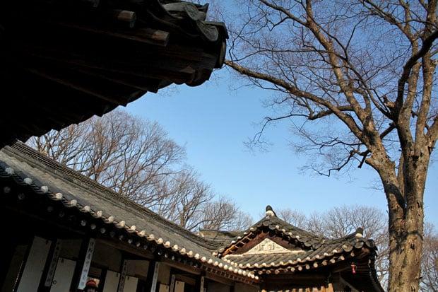 Changdeokgung & Gyeongbokgung Palaces, Seoul, South Korea