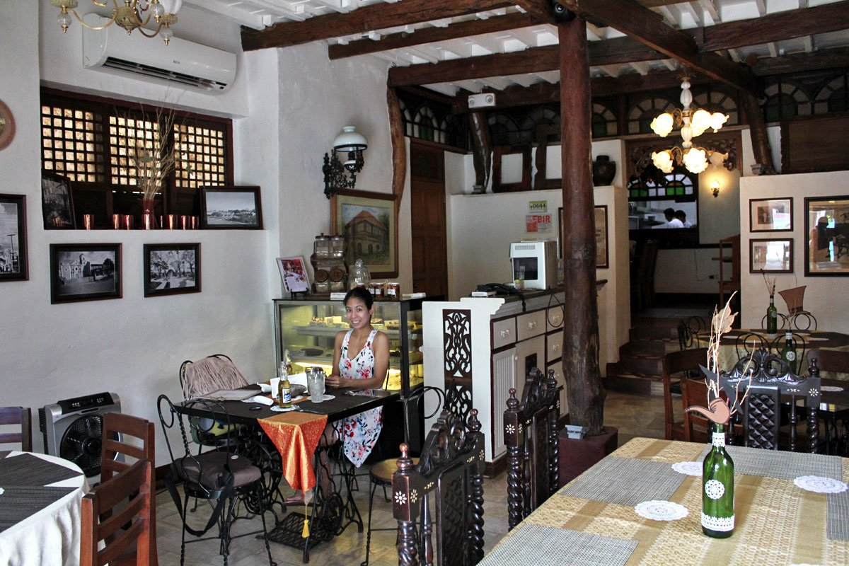 Feliza Cafe y Taverna: Where to Eat in Taal Heritage Town, Batangas, Philippines