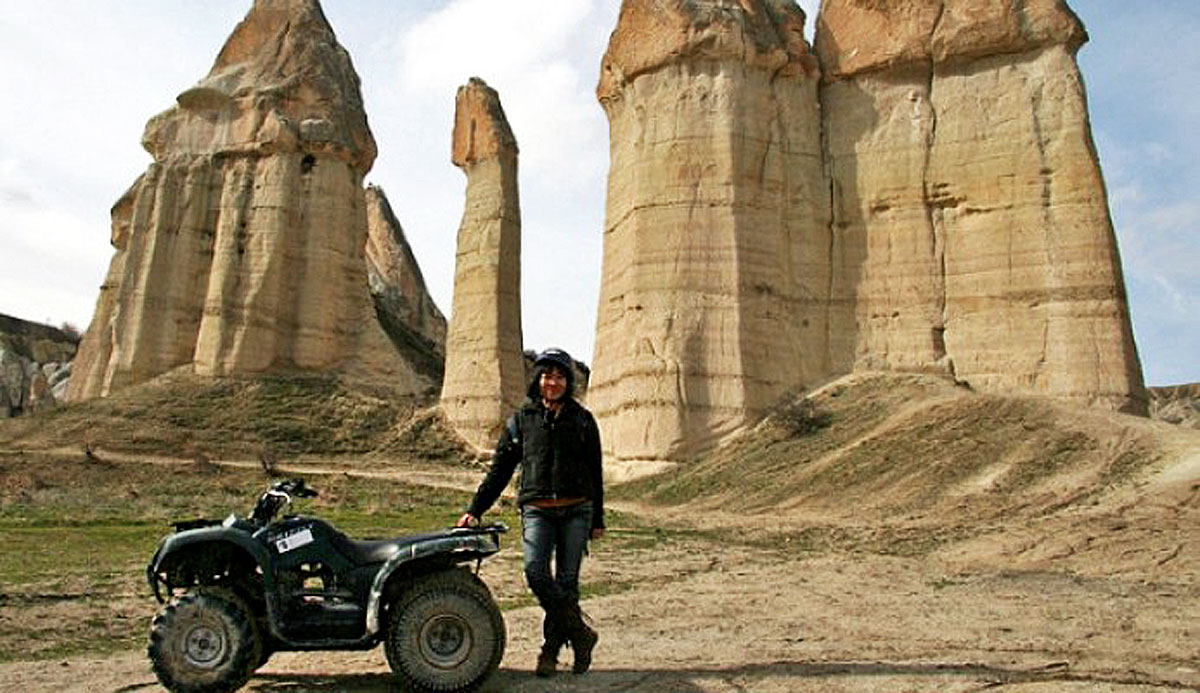 Bridge of the World, Cappadocia, Turkey