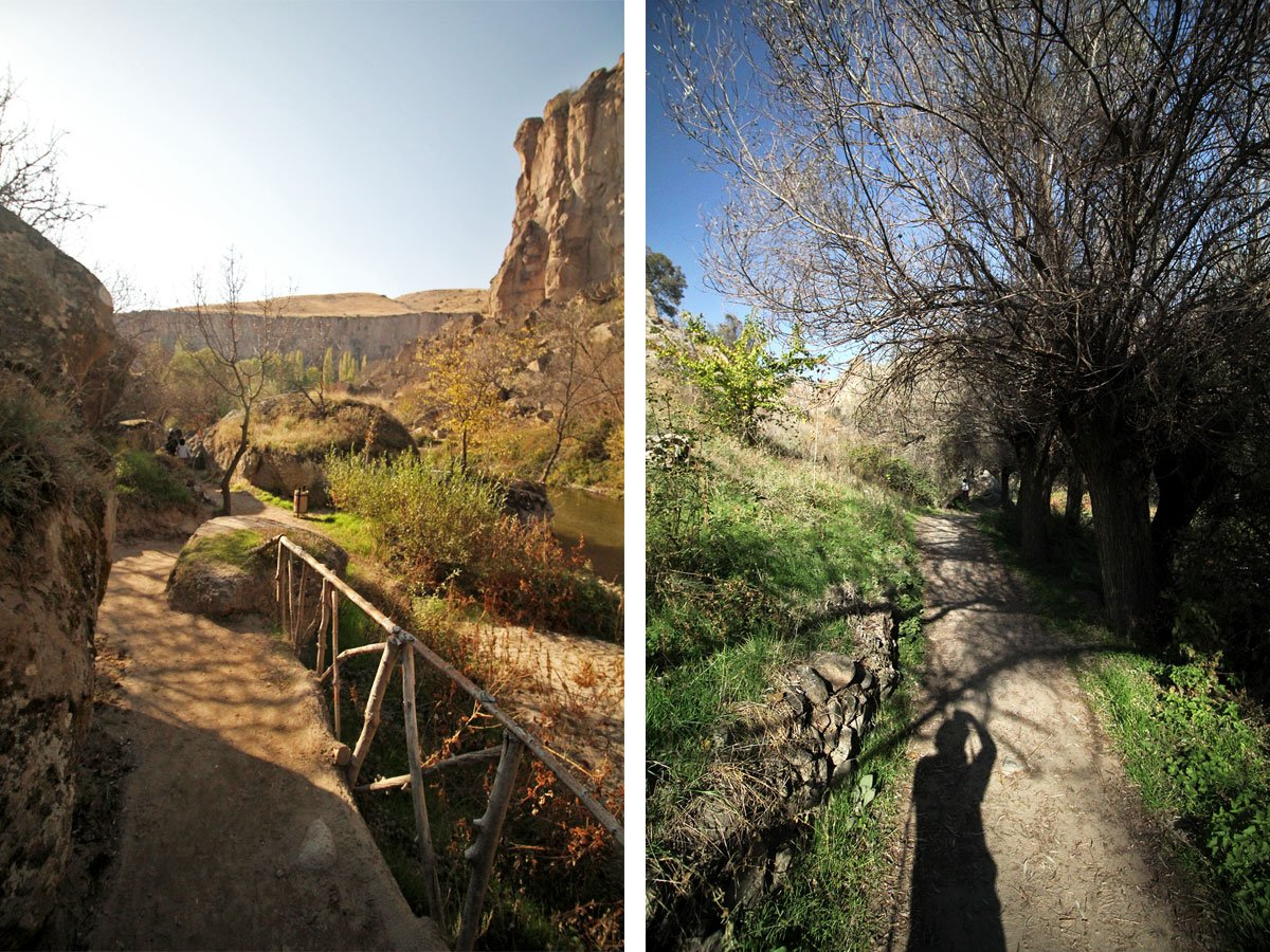 Discover Cappadocia (Green Tour) with Bridge of the World