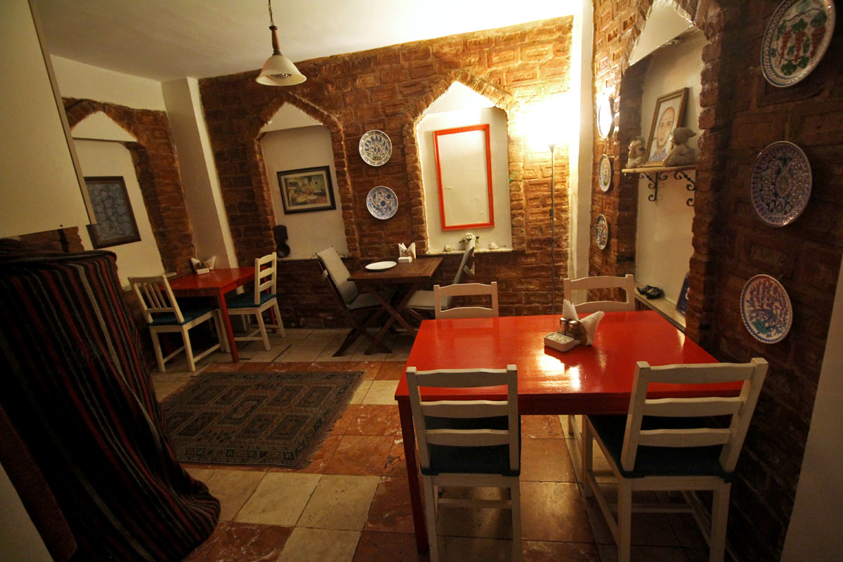 Antique House: Where to Stay in Sultanahmet, Istanbul, Turkey