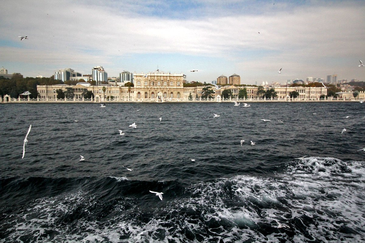 Take a Cruise on the Bosphorus with Şehir Hatları in Istanbul, Turkey