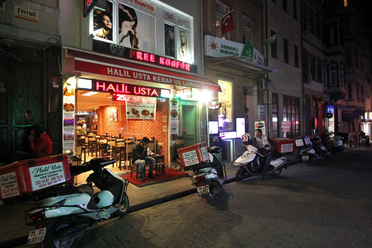 Halil Usta:  Where to Find Some of the Best Lahmacun in Istanbul, Turkey