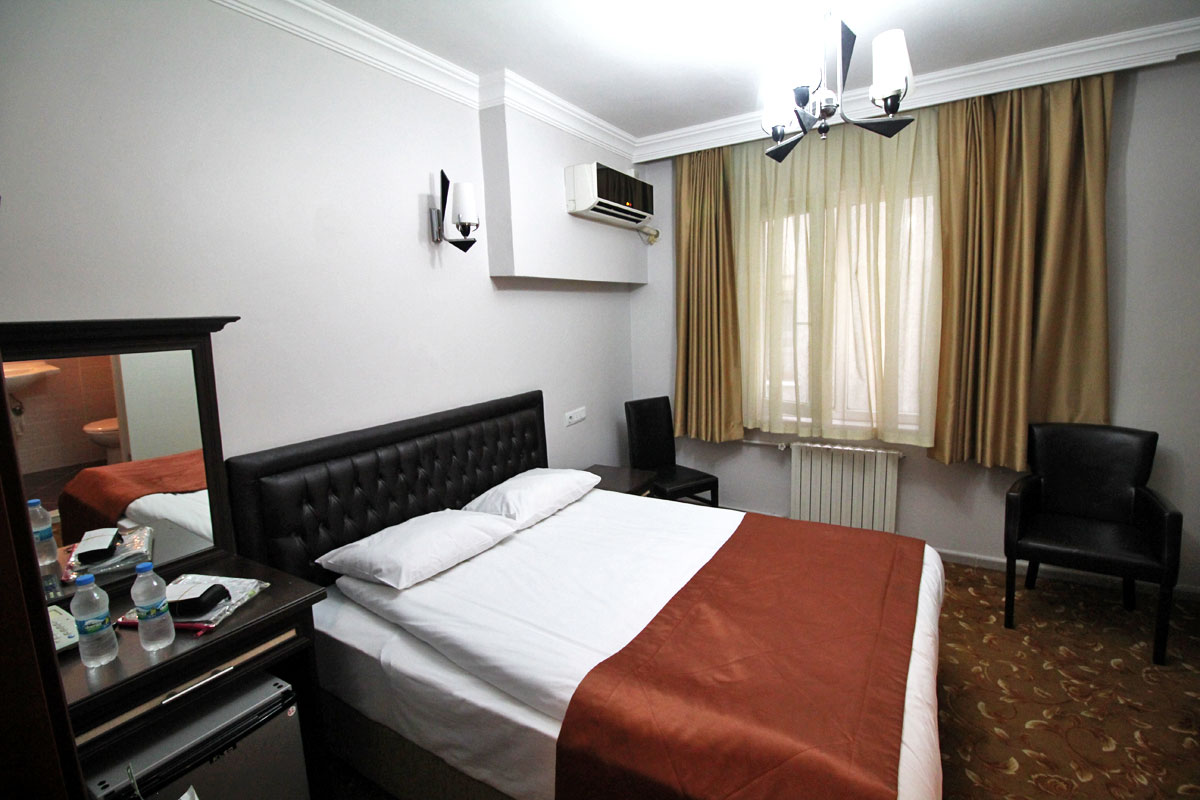 Hotel Kuk: Where to Stay Near Ataturk Airport in Istanbul, Turkey