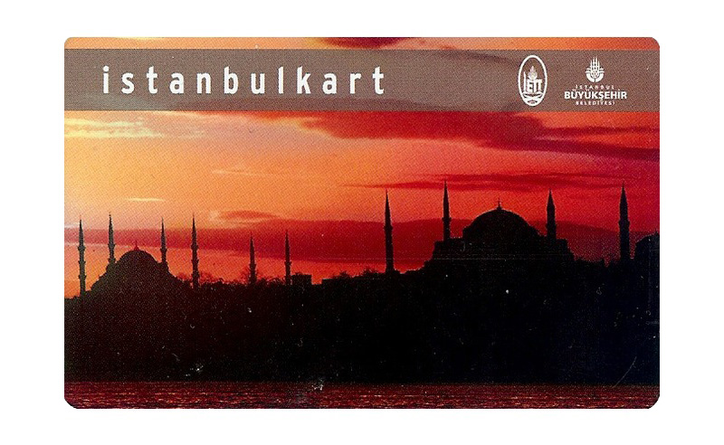 Istanbulkart, Istanbul, Turkey