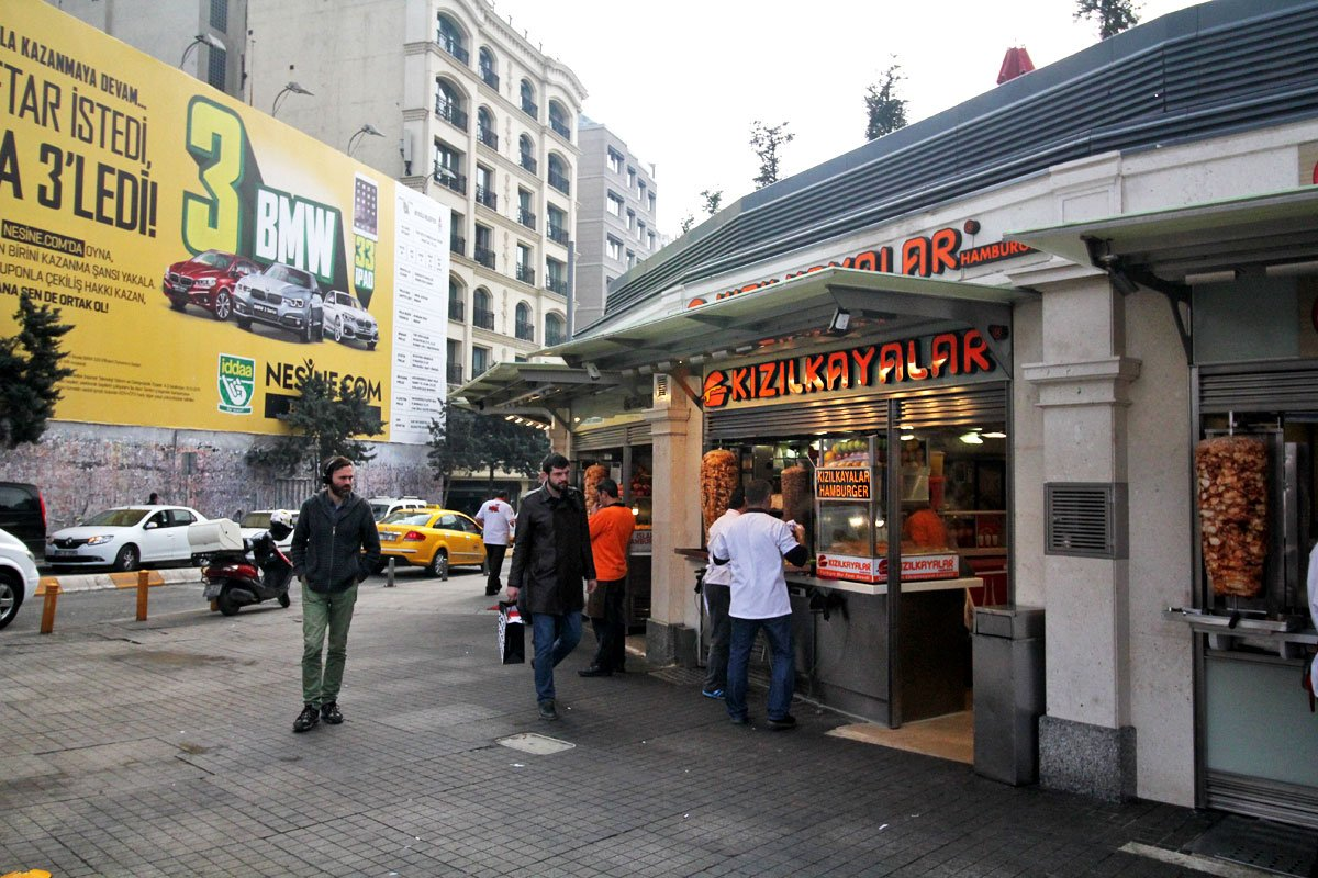 Kizilkayalar:  Where to Try Delicious