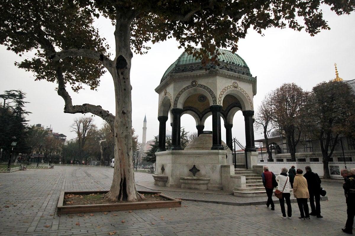 At Meydani (Sultanahmet Square), Istanbul, Turkey