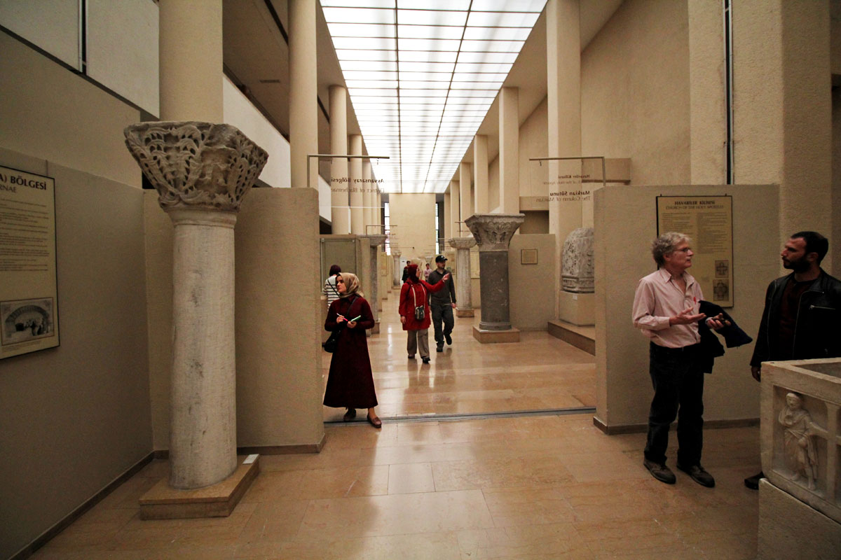 Istanbul Archaeological Museums, Turkey