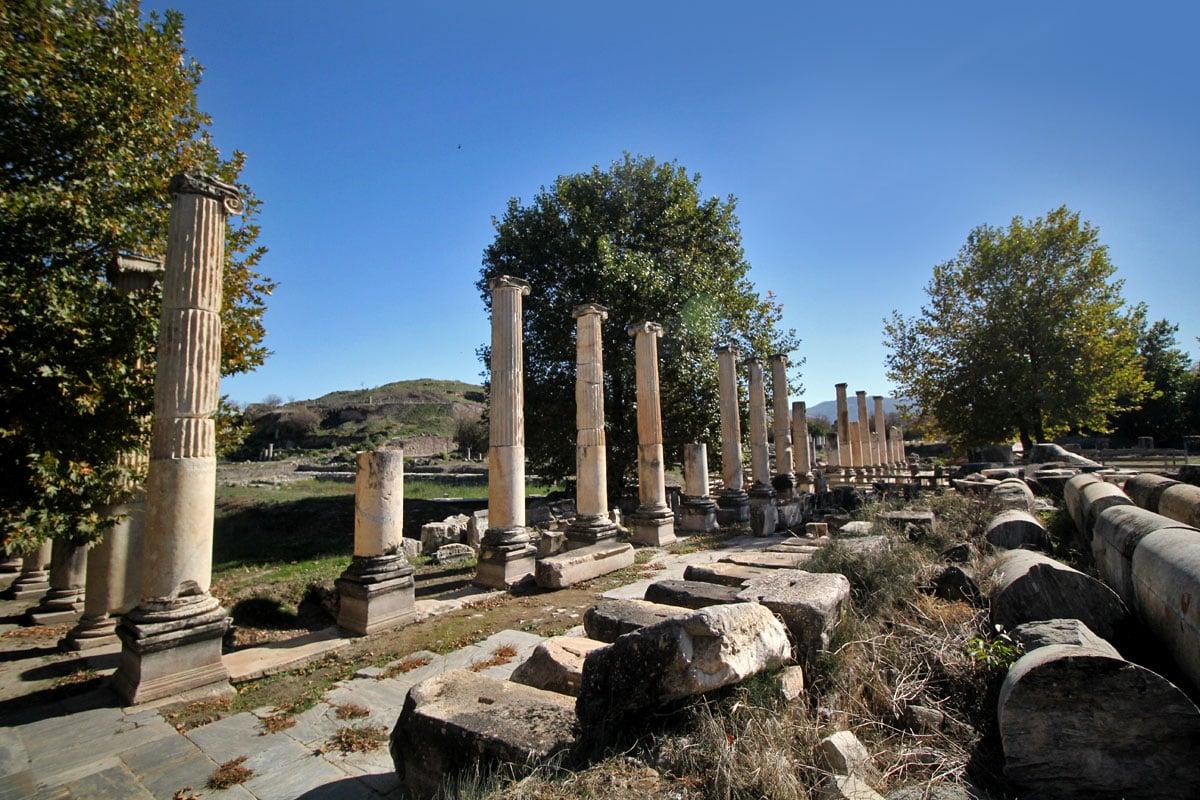 Aphrodisias, Karacasu-Ileçsi, Turkey