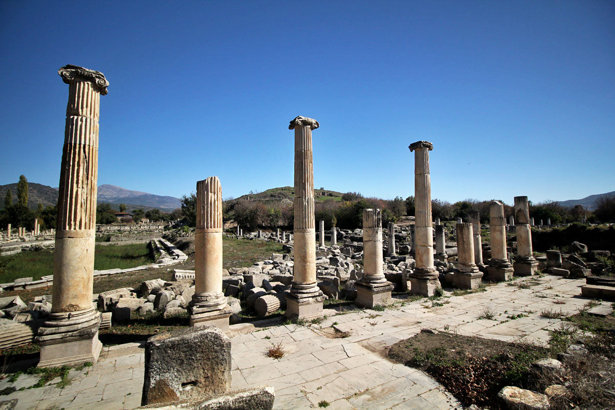 Give Thanks to the Goddess of Love at Aphrodisias in Geyre ...