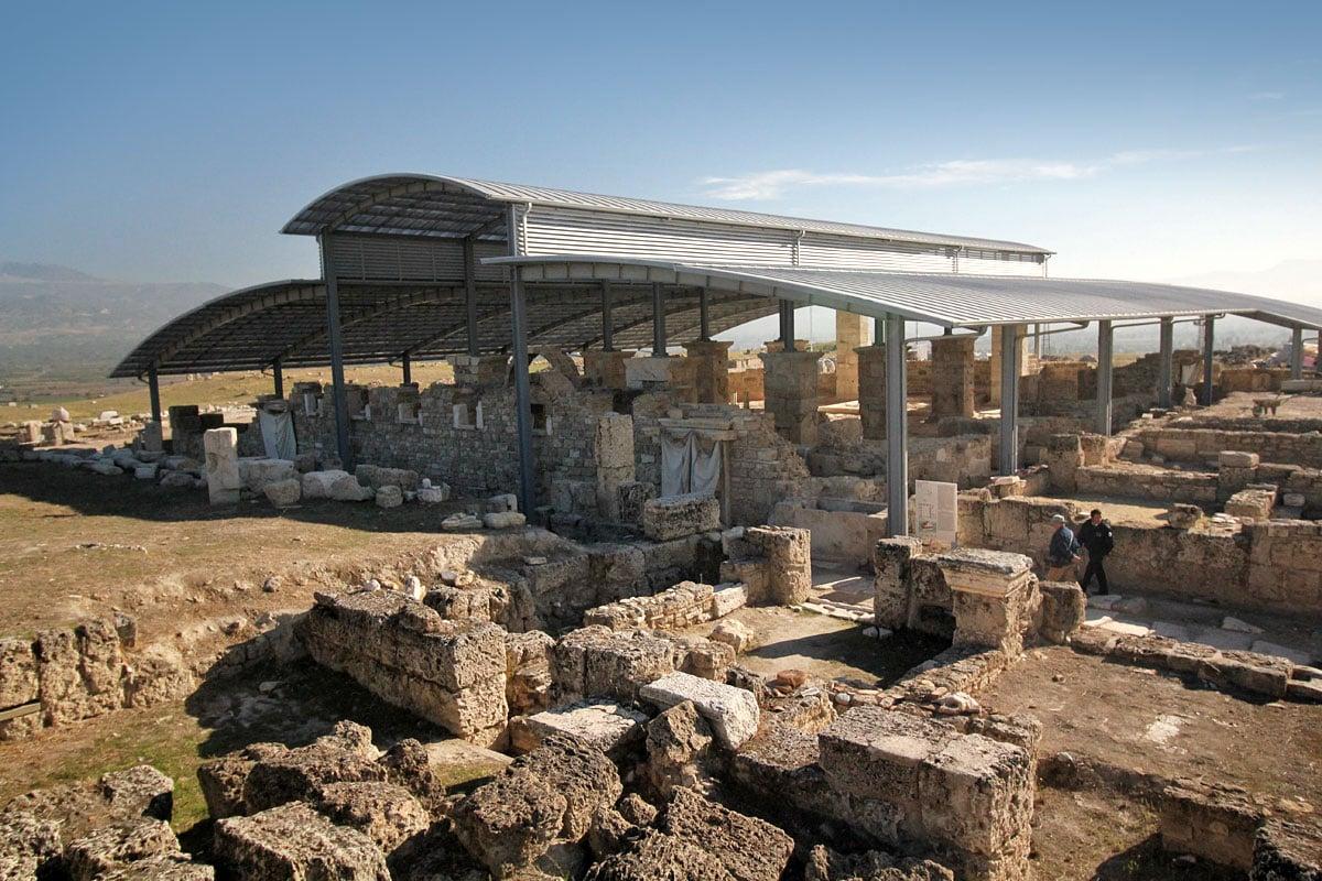 Laodicea, Pamukkale, Denizli, Turkey